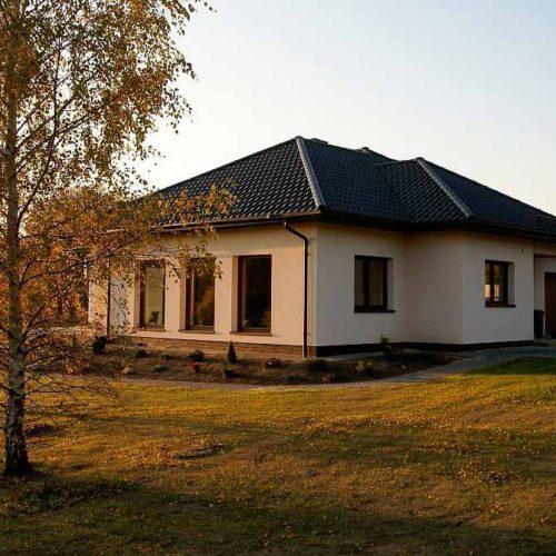 Проект дома из газобетона №4 (202,3 м²)
